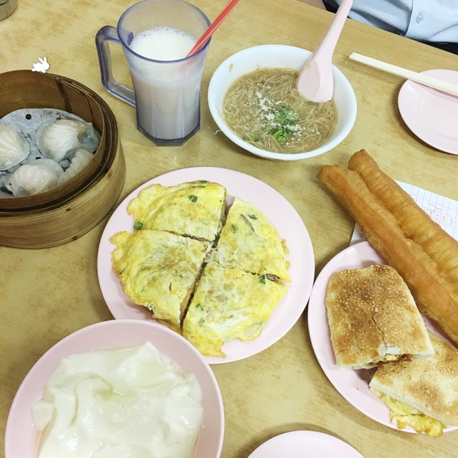 Geylang // Supper At Yong He