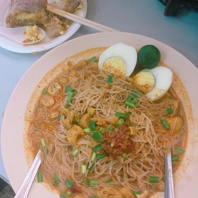 Bkt Timah // $5 Mee Siam