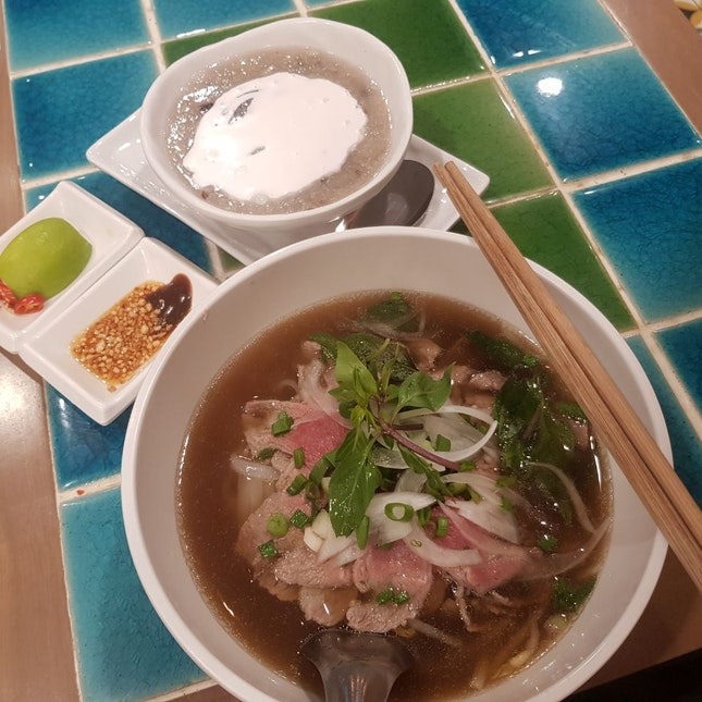 $5.95++ For Pho With Wagyu?