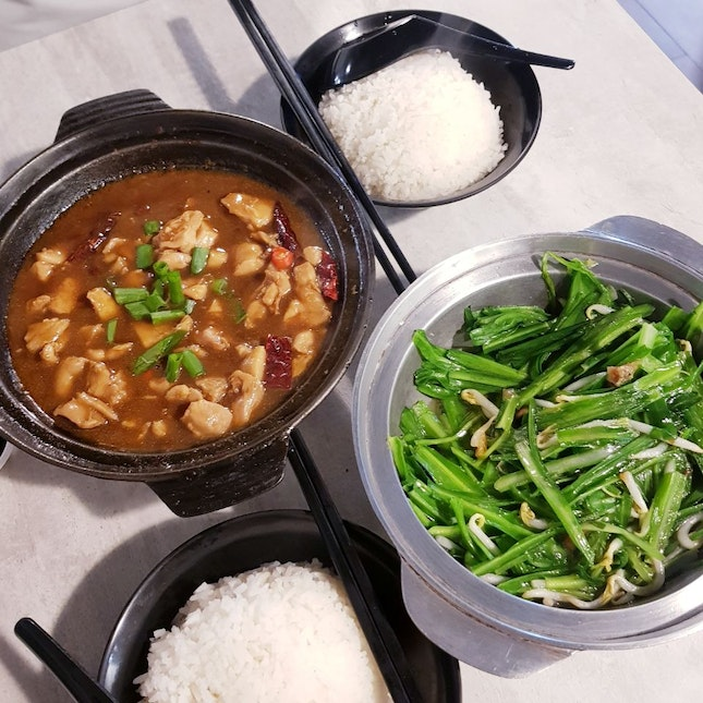 Cheap And Good Claypot Dishes