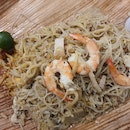 🏆Hokkien Prawn Mee In Opeh Leaves