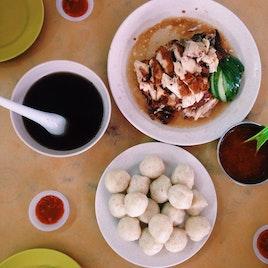 In Melaka, Local Delight