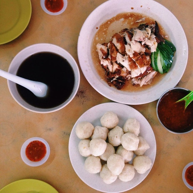 In Melaka, Local Delight