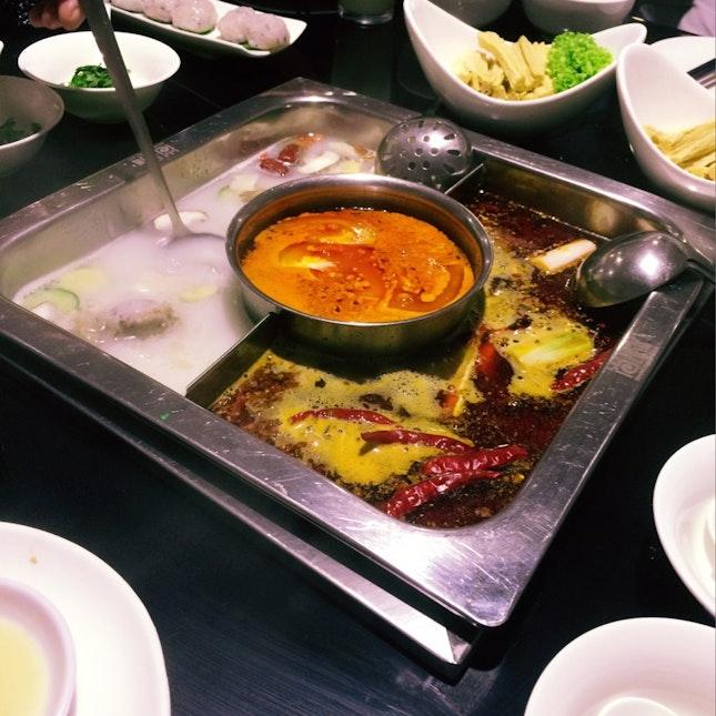Shang Pin Hot Pot