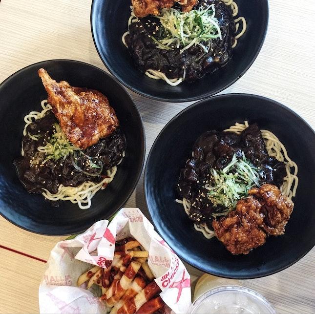 korean food :3