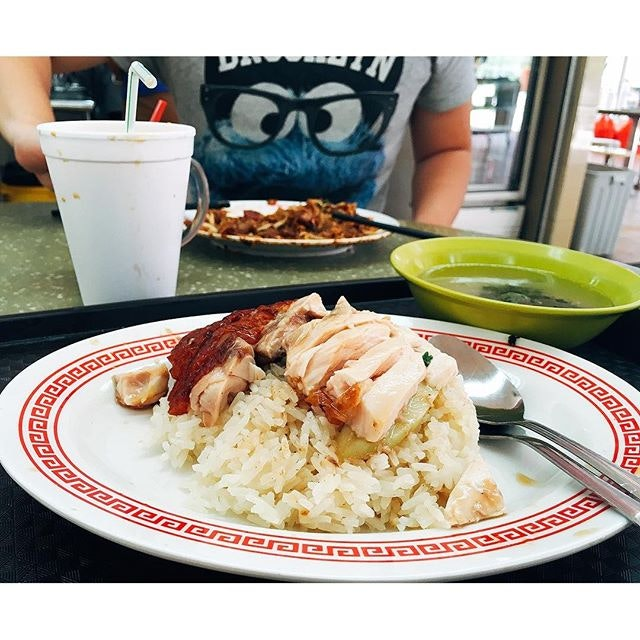 [Xiang Ji Chicken Rice] 8/10 [Cheng Fa Fried Kway Teow] 10/10  Another place you can head to for a nice hawker meal after your driving lessons at Ubi!