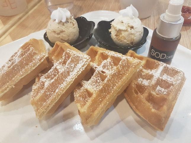 Desserts In Singapore!