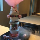 Frozen Yogurt & Floss Tower