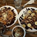 Waffles & Churros