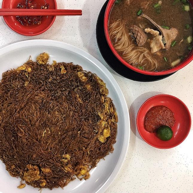 Chao Ta Bee Hoon ($10)