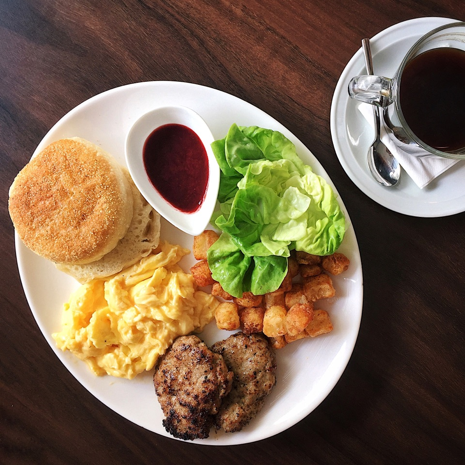 SUPer Breakfast ($15)