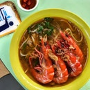 Kallang Cantonese Prawn Noodle (Old Airport Road Food Centre)