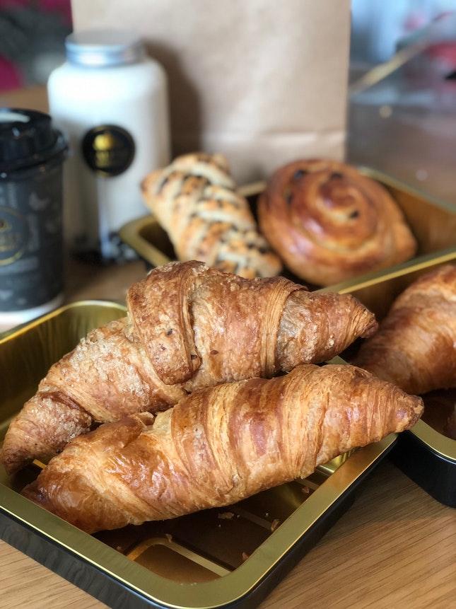 Assorted Croissants ($2.90-$3.90)