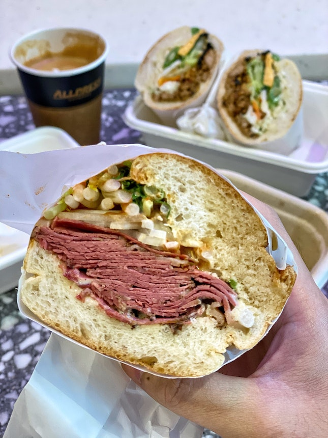 Pho French Dip ($18)