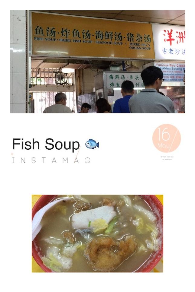 Nice Soup Base 😋