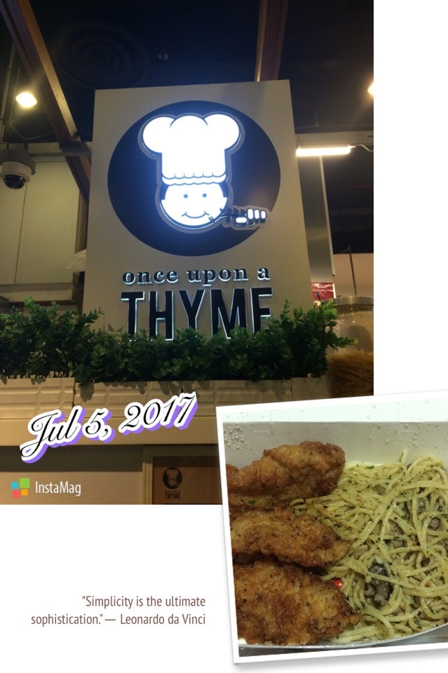 Once Upon a Thyme (Square 2)