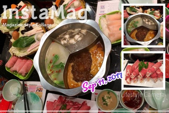 Hotpot Lunch