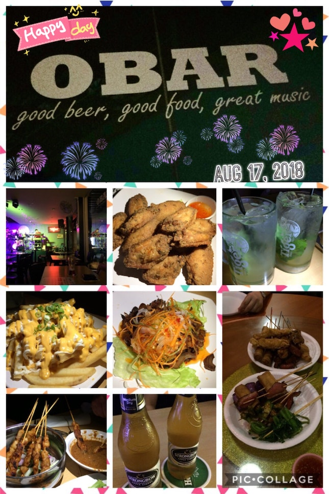 Great Drinks & Live Music 😊