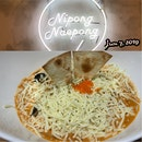 Cheesy Seafood Noodle