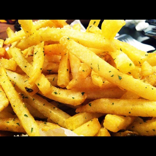 Fries FTW