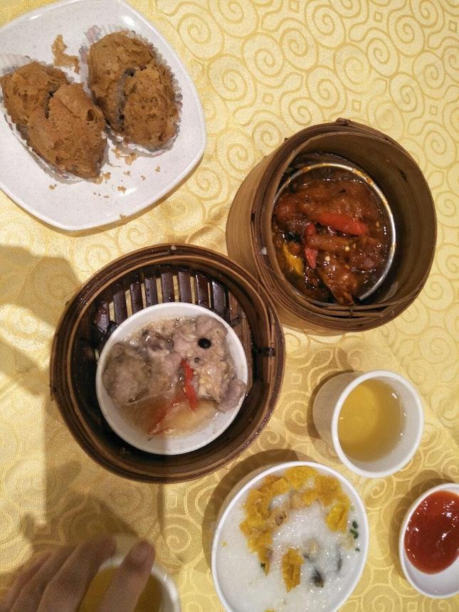 Traditional Dim Sum