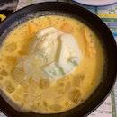Mango Sago Pomelo With Ice Cream