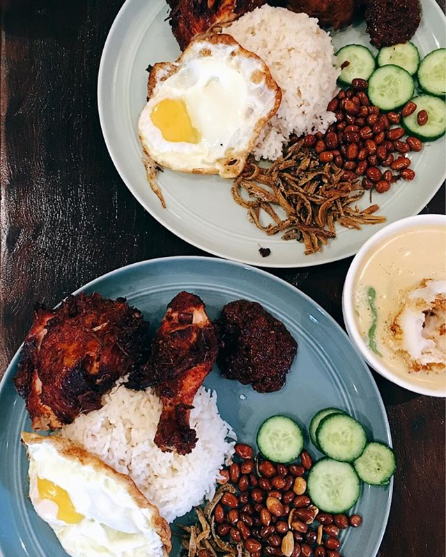 When they charge a premium for their Nasi Lemak one would expect good quality for it too.