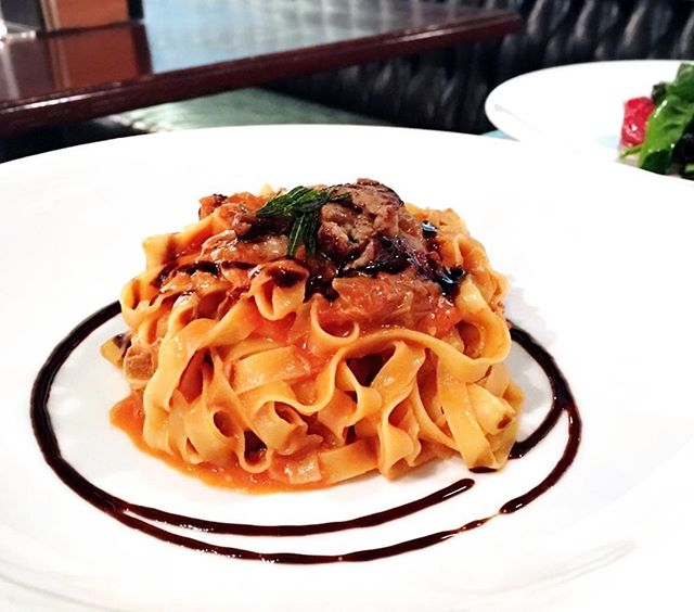A place in the CBD for a good pasta.