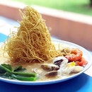 Gotta be one of the nicest 生麵 we tasted in SG and great this came from a hawker stall at Golden Mile FC.