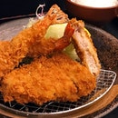 One of the places for pretty good Katsu in SG.