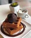 With some recent changes, Three's put together the best of a waffle and a churro.