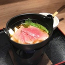 At the Corner Bar of Boon Tat St, adjoining L'Operetta, is this small and cosy Japanese gem.