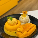 Your Mango Super Pudding