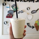 Craving for something cold and nice in this hot weather and spotted Ice Cream Milk Shakes.