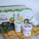 Beat the summer with Haagen-Dazs' new summer flavour, Kiwi-Mango Frozen Yogurt, and returning favourite, Strawberry Frozen Yogurt.