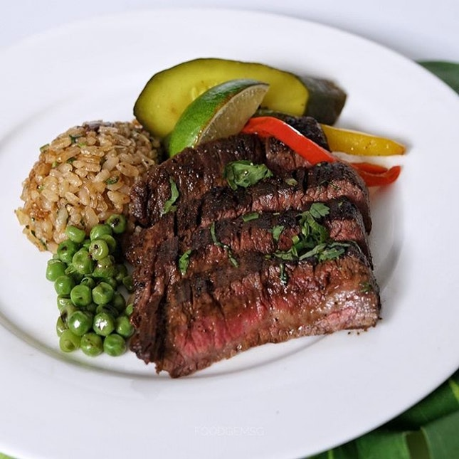 In the new online delivery menu, choose from ready-to-eat menu like Iberico Pork Jowl Bowl and Fullblood Wagyu Flank Steak Bowl with Nori Cilantro Lime Rice.