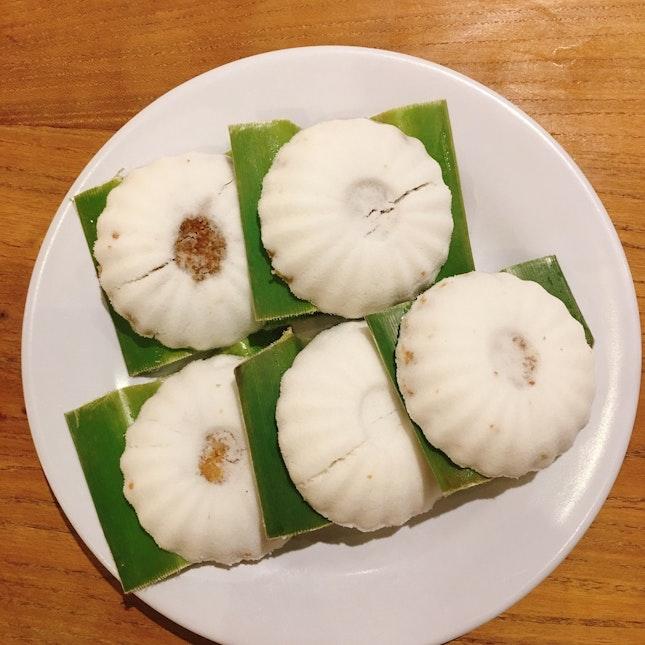 Tutu Coconut Cake