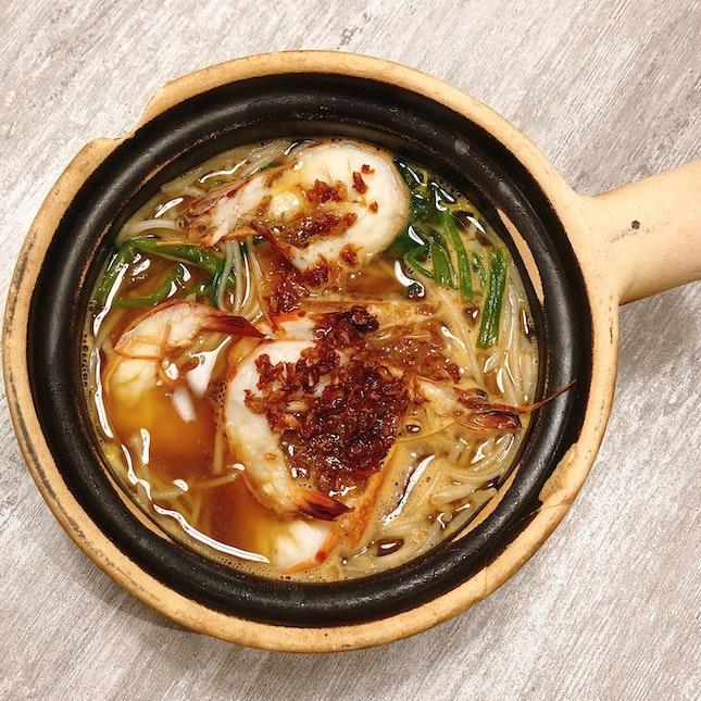 Geylang Prawn Noodles