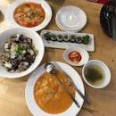 Korean Dinner @ Rolling Rice