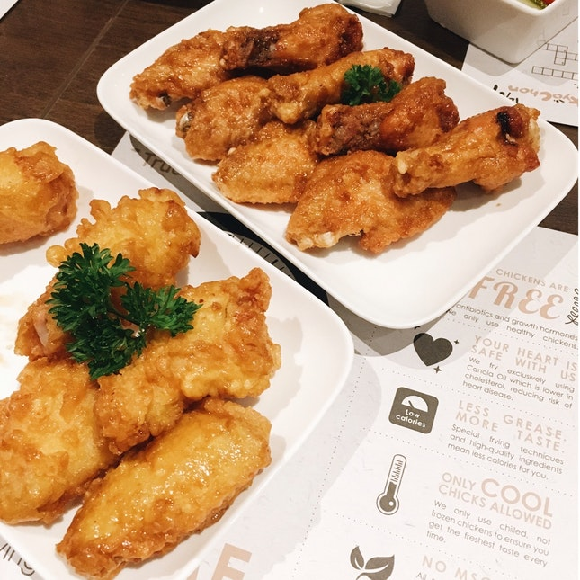 Kyochon Korean Food KL
