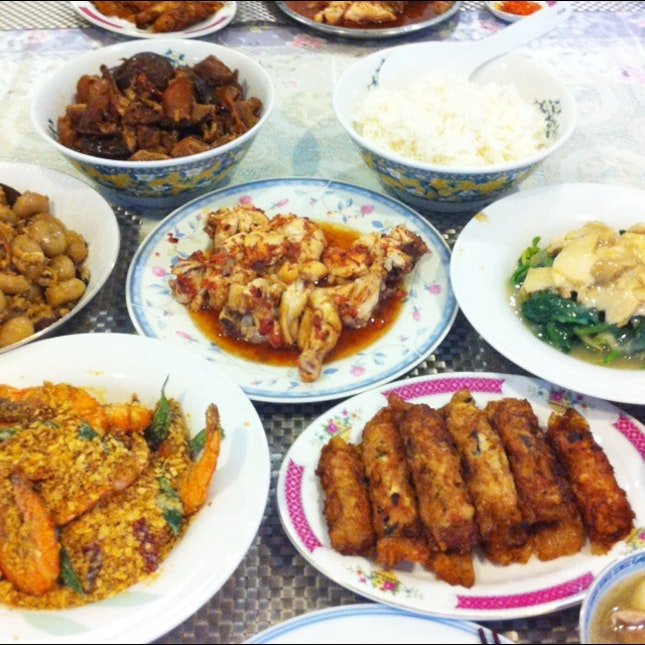 CNY 2013-first Day