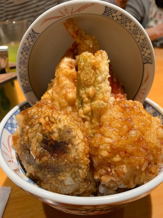 Kohaku Tendon ($15)