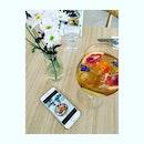 Saturday noon, with secret garden & @sokchien #damansarauptown #secretgardenmocktail #hea #saturday #burpple