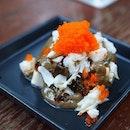 Pitan Tofu with crab 🦀 Meat ❤️❤️❤️ .