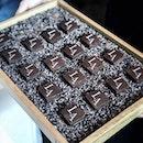 I love these @lesamisrestaurant chocolates!