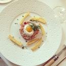 Le Meilleur Tartare #parisian #brunch #tartare #quailegg #cvd #fatalert
