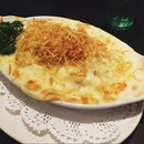 Crab Meat Baked Rice ($16.40)