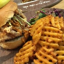 Blue Crab Burger