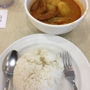 Curry Chicken With Rice And Barley
