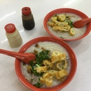 Johor Road Boon Kee Pork Porridge